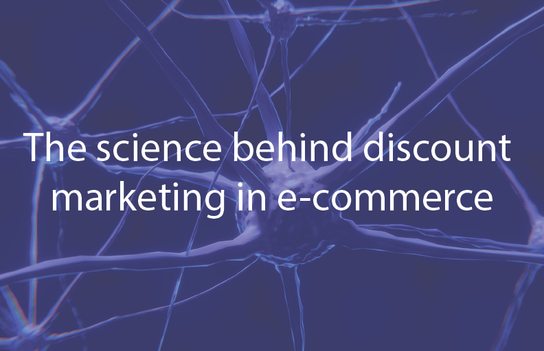 The science behind discount marketing in e-commerce