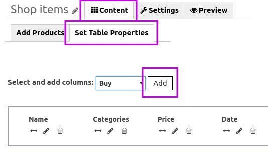 Add a buy property