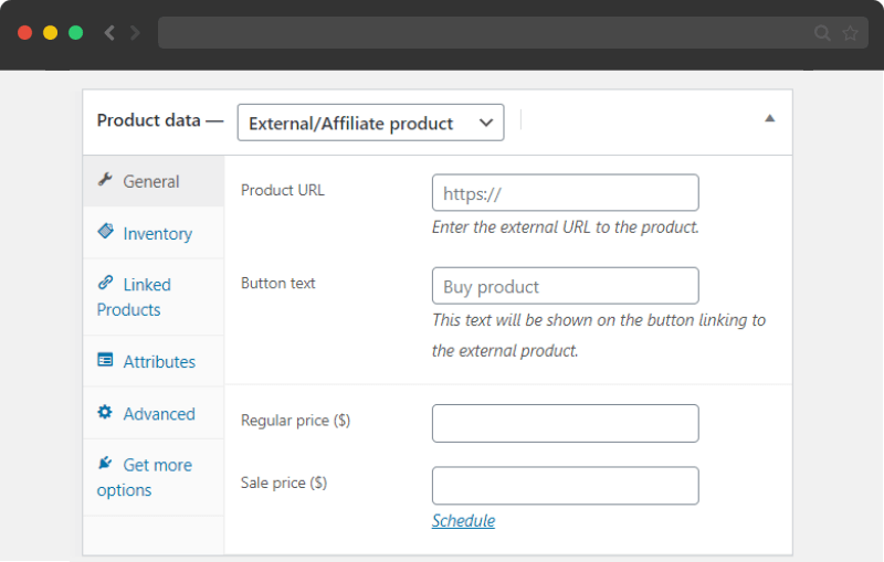 Product Table plugin for WordPress amazon store