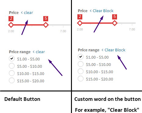Options Content tab